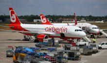 Air Berlin opreste zborurile pe 27 octombrie