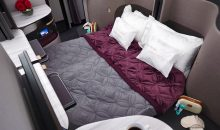 Qatar Airways introduce paturi duble la Business Class