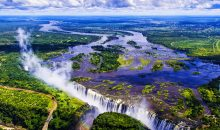 Zboruri combinate Bucuresti – Livingstone (Zambia), doar 418€!