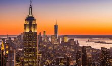 Bucuresti – New York, doar 287€ dus-intors! New York – Bucuresti, 251€!